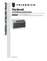 WallMaster Installation&Operation Manual