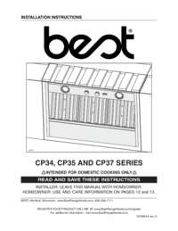 CP3 Installation Guide