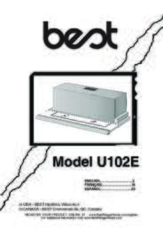 U102 Installation Guide
