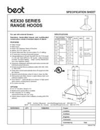 KEX3048SS Specification Guide