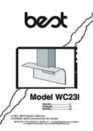 WC23I Installation Guide