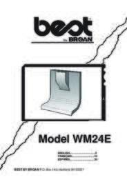 WM24E Installation Guide