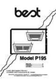 P1951M Installation Guide