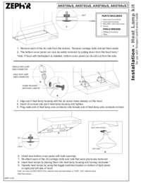Heat Lamp Manual (pdf)