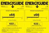 HUF138PB Energy Guide