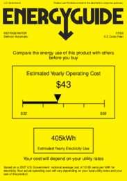 FF6B Energy Guide