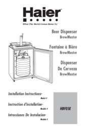 HBF05E Manual