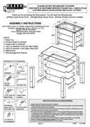 Click here for Assembly Instructions