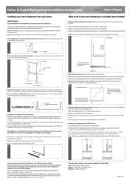 Active Smart RF175 & RF195 Installation Instructions