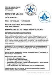 Instruction & Installation Manual