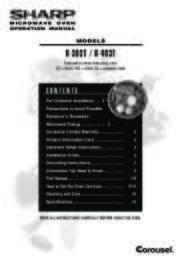 R303TR403T Operation Manual