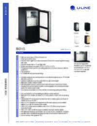 Specifications, Features and Benefits