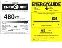 CFUM17LW Energy Guide