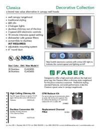 Spec Sheet/ Dimensions (PDF)