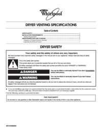 Ventilation Specification