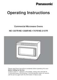 NE-1757R Operating Manual (English)