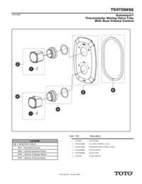 Parts Manual: TS970D