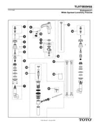 Parts Manual: TL970DD