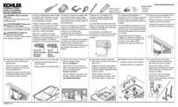 Installation and Care Guide without Service Parts