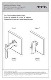 Owners Manual: TS626C2, TS626D2, TS624C2, TS624D2