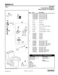 Parts Manual: MS854114