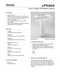 Spec Sheet: LPT690G