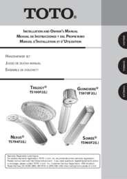 Owners Manual: TS794F2, TS794F2L, TS100F2, TS100F2L, TS960F2, TS960F2L, TS970F2, TS970F2L