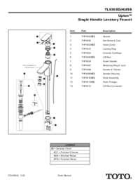 Spec Sheet: TL630SDH