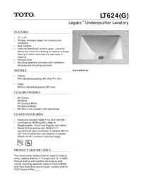 Spec Sheet: LT624