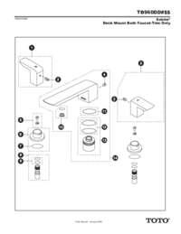Parts Manual: TB960DD