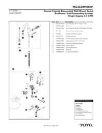 Parts Manual: TEL3LGW10