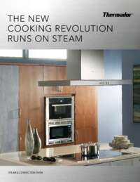Steam & Convection Oven Brochure