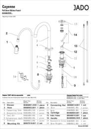 Repair Parts Diagram