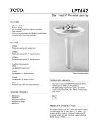 Spec Sheet: LPT642