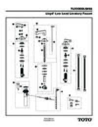 Parts Manual: TL930DDLQ