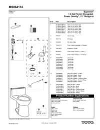 Parts Manual: MS864114