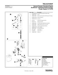 Parts Manual: TEL3LS10