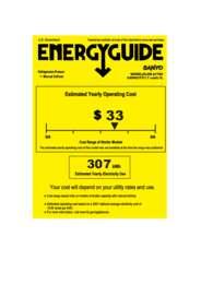 Energy Guide SR-A1780 (171.60 KB)