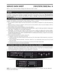 Wiring Diagram (English Espa ol Fran ais)