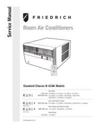 Kuhl Service Manual