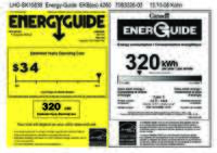 Energy Label RB + RBI 1410