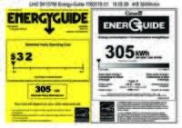 Energy Label HRB 1110