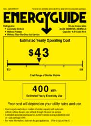 Energy Guide Stainless US