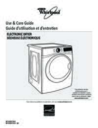 Use and Care Guide (8424.09 KB)