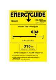 Energy Guide A