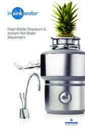 Household Disposers and Accessories Brochure