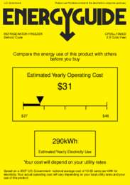 CP35LLF2MED Energy Guide