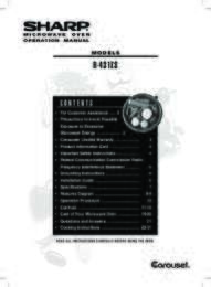 R-431ZS Operation Manual