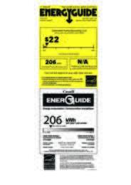 Energy Guide D5894