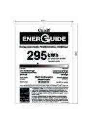 DWL4035 Energy Guide